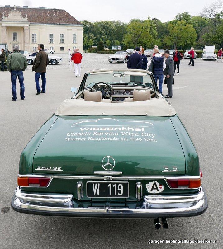 Wo sich wahre Fans treffen: SL-Treffen in Laxenburg